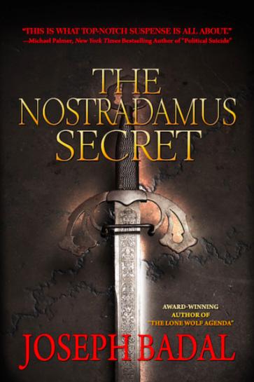 The Nostradamus Secret by Joseph Badal